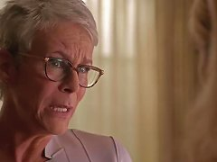 Jamie Lee Curtis Scream Queens S2e08 Leotard